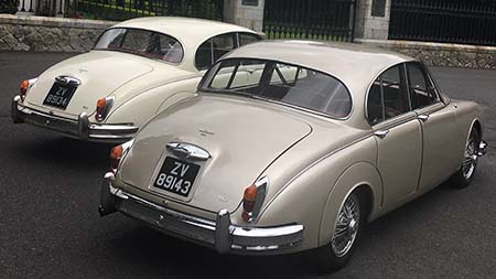 Classic wedding cars for your special day